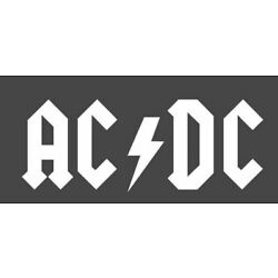 ACDC decal