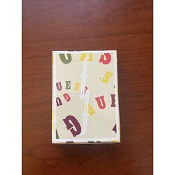FONTAINE GUESS PLAYING CARDS V1