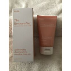 Go-To The Removalist Detoxifying Clay Mask 2.2oz / 65ml