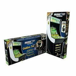 Arcade 1Up Golden Tee Classic Arcade with Riser, 4ft tall plus 1ft Riser 5ft