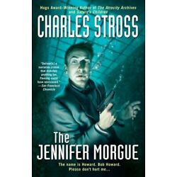 Jennifer Morgue, Paperback by Stross, Charles, Brand New, Free shipping in th...