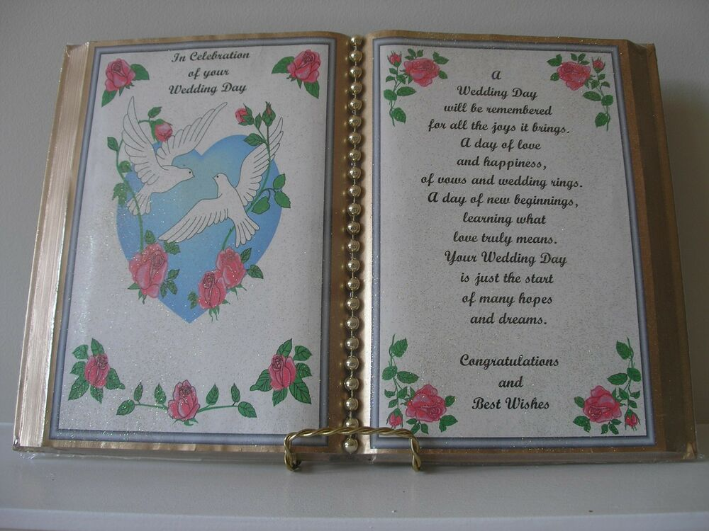 Wedding Gift For Bride From Groom Uk : WEDDING GIFT/ BRIDAL SHOWER GIFT/ BRIDE AND GROOM eBay