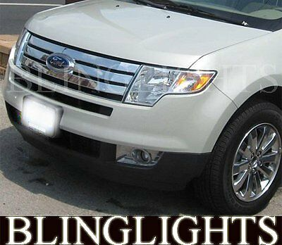 2007 2010 Ford Edge Fog Lights Driving Lamps Se Sel 07 08