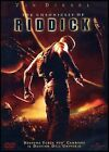 DVD film: The Chronicles of RIDDICK (2004) ex-noleggio