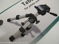 Professional Mini Table Tripod Digital Camera Camcorder