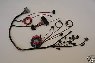 s l1000 ford 2 3 turbo efi wiring harness 1983 1988 ebay  at panicattacktreatment.co
