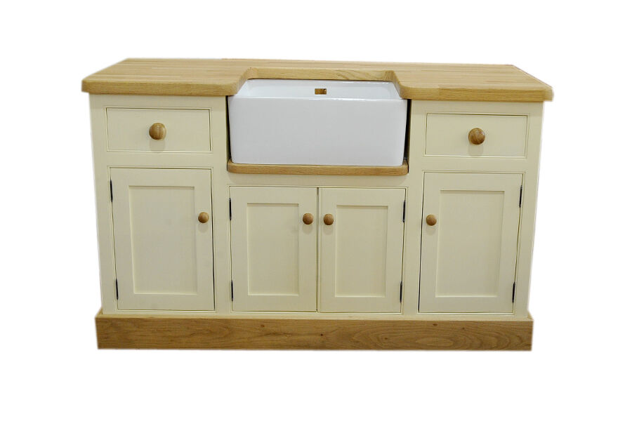 Freestanding Belfast Sink Unit - (Supplied With Sink) | eBay