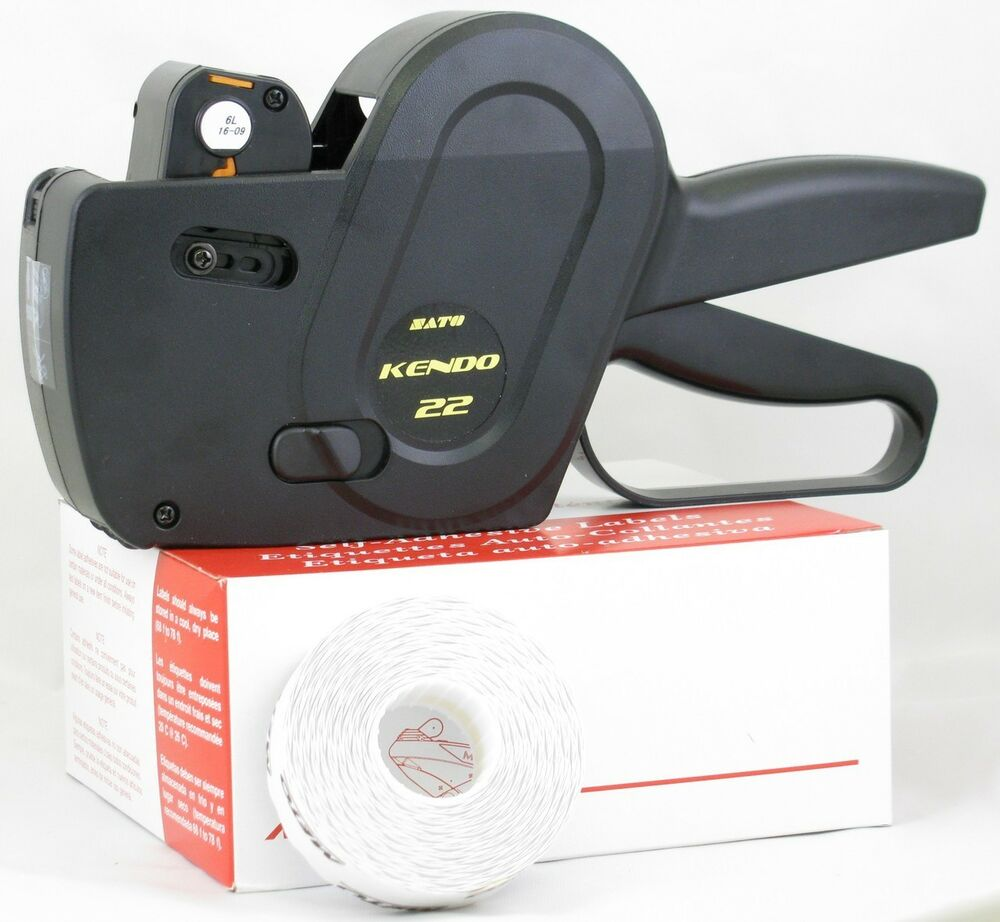 This is a picture of Obsessed 1 Line Label Gun