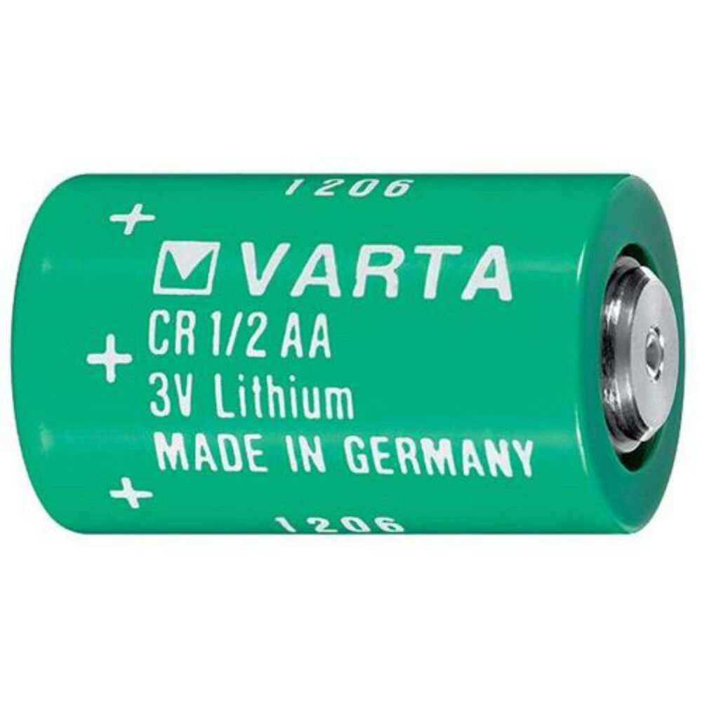 1 2 aa 3v varta lithium battery 6127 cr 1 2aa l14250 ebay. Black Bedroom Furniture Sets. Home Design Ideas