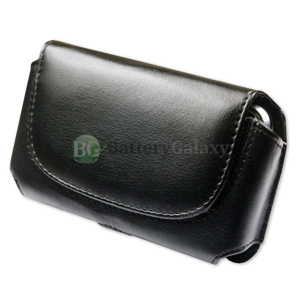 Leather Cell Phone Pouch Case for ATu0026T Samsung SGH-a777 : eBay