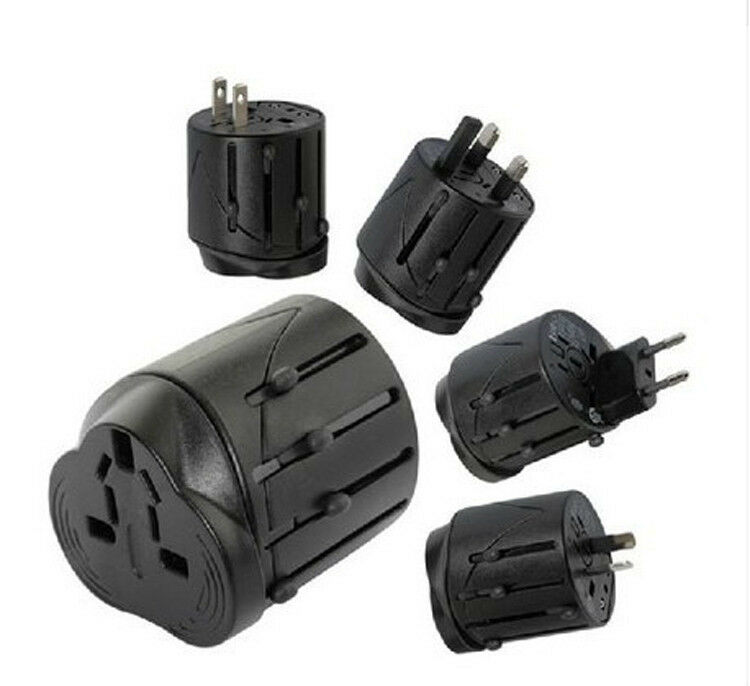 New Universal Travel Power Ac Plug Adapter Converter Ebay