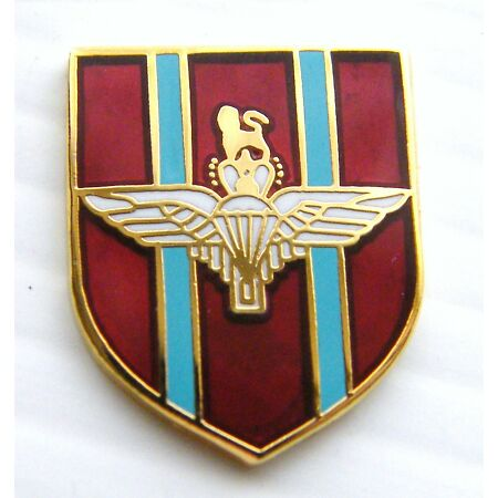 img-THE PARACUTE REGIMENT PARAS MILITARY ARMY LAPEL PIN BADGE FREE GIFT POUCH MOD AP