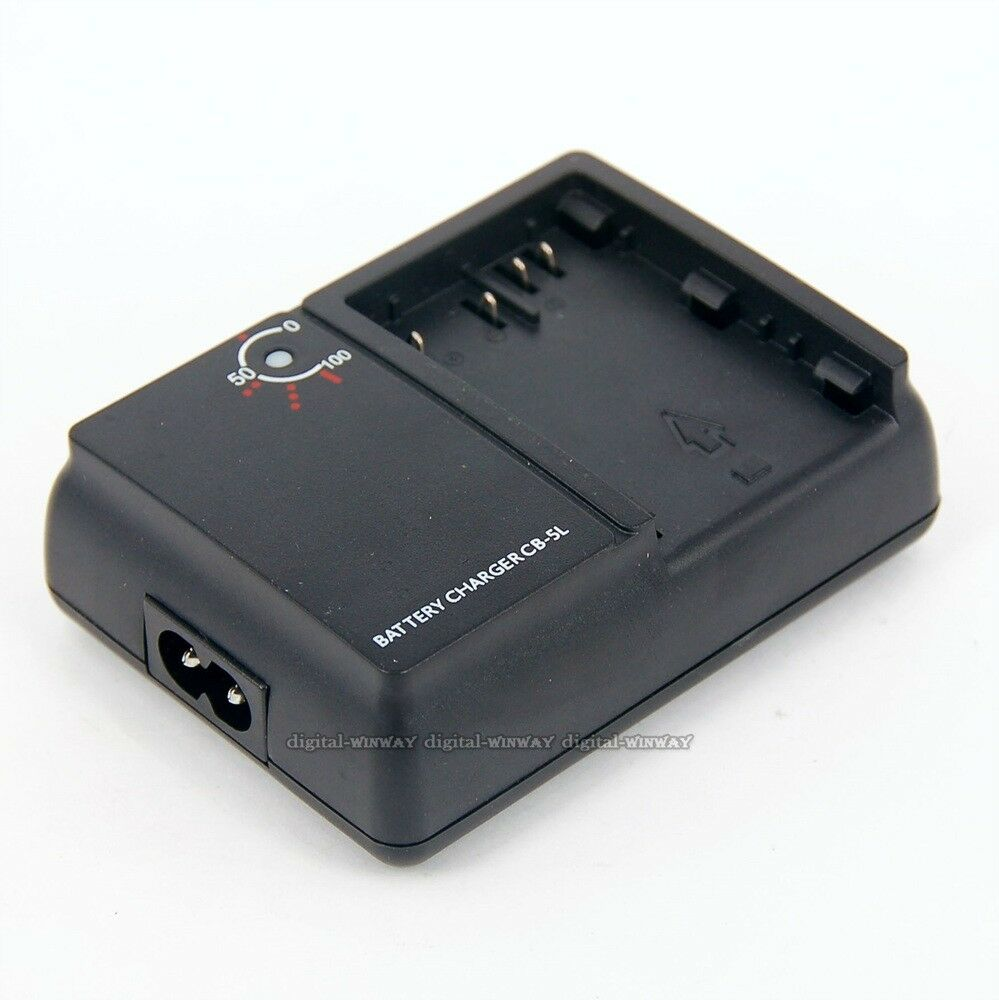 Cb 5l Battery Charger 4 Canon Bp 511 Bp 512 Bp 511a 50d Ebay