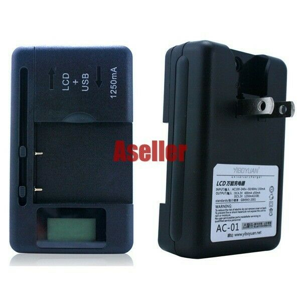Battery Charger For Motorola Bt50 Bt51 Bt60 Bt61 Bt70 Ebay