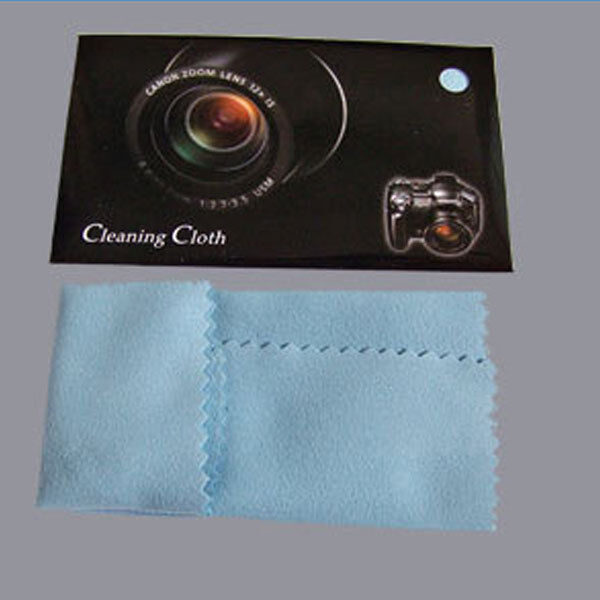 Microfiber Cleaning Cloth For Camera Lens: 1pc DV/DC/LCD/Camera LENS Micro Fiber Screen Cleaning