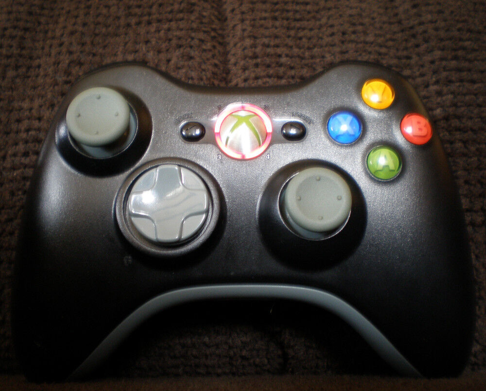 XBOX 360 MOD 9 MODE Rapid Fire Wireless Controller COD6 | eBay