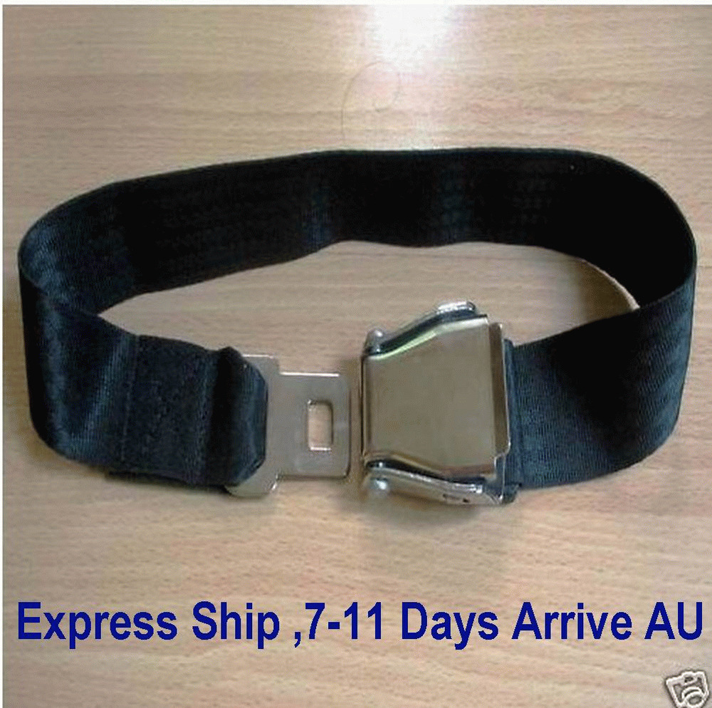 Airline Airplane Seat Belt Seatbelt Extender Travel Ebay