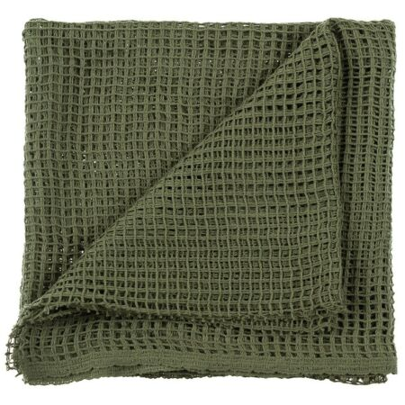 img-NEW - Genuine Military Army Issue Olive Green Scrim Face Neck Veil / Scarf