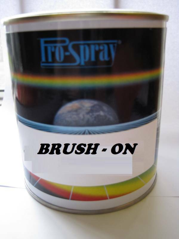 Brush On Gloss Steel Bare Metal Paint Enamel Rust 500ml Ebay