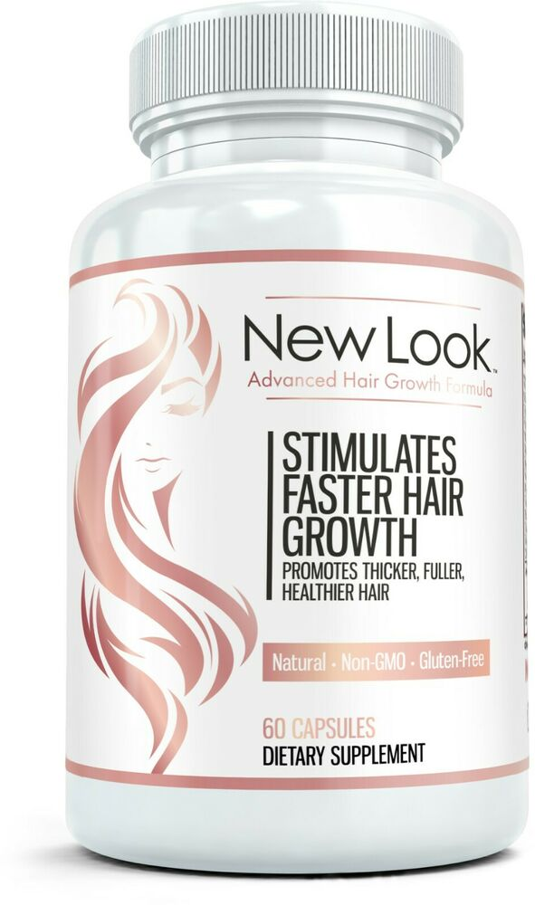 Best Hair Vitamins For Growing Hair Faster New Look Fast
