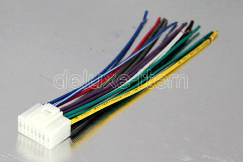 alpine wire wiring harness car stereo adapter cable ebay. Black Bedroom Furniture Sets. Home Design Ideas