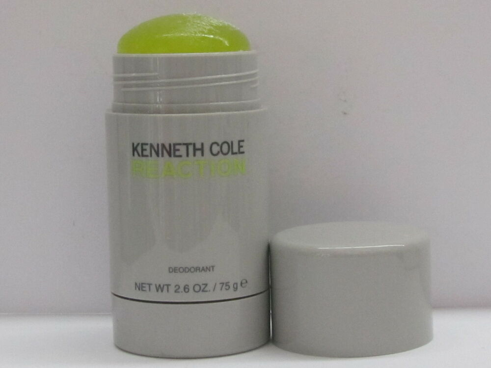 Reaction By Kenneth Cole For Men 2 6 Oz Deodorant Stick