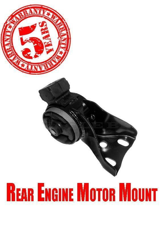 Rear engine motor mount for mazda mpv 3 0l 2002 2006 ebay for Mazdaspeed 3 jbr motor mounts