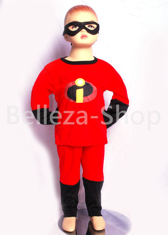 THE INCREDIBLES Cosplay Costume HALLOWEEN Fancy Party ...