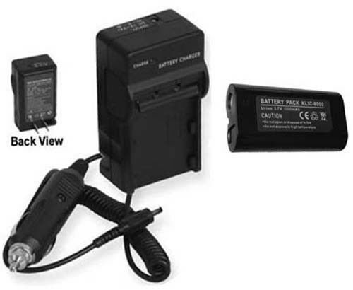 Battery Charger For Kodak Zd8612 Is Zd8612is Z1485 Is Ebay