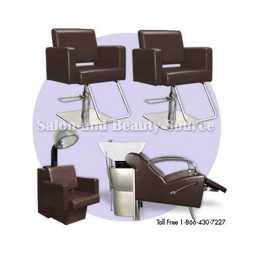Salon package beauty styling chairs equipment furniture ebay for Accessories for beauty salon