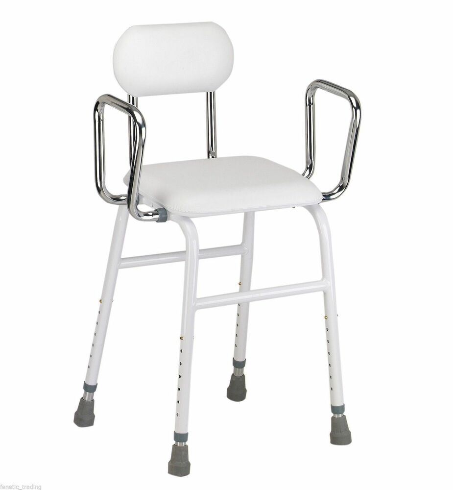 Perching Stool Resting Chair For Kitchen Ironing With
