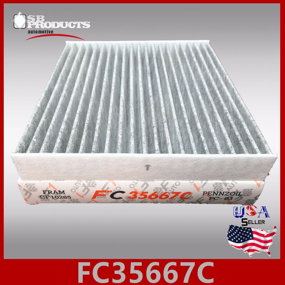Fc35667c Carbon Cabin Air Filter Toyota Avalon Corolla