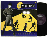 The Motels        Little Robbers      OIS      NM+  # W