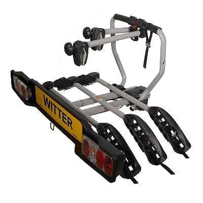 Witter Zx203 Tow Bar Mounted 3 Three Bike Cycle Carrier