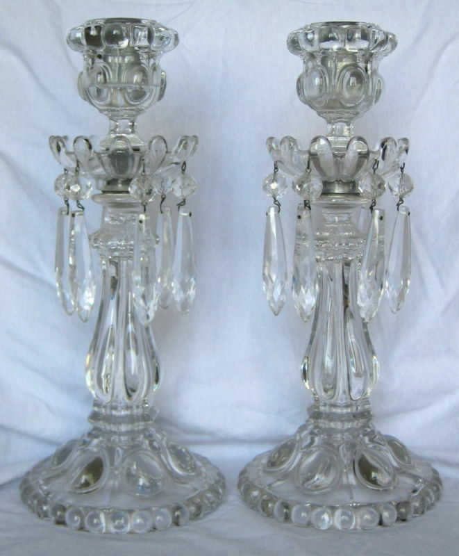 French Baccarat Glass