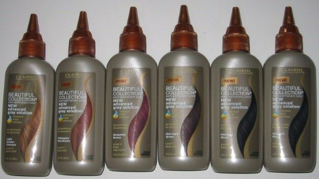 Clairol Beautiful Collection Advanced Gray Solution Hair Color   eBay
