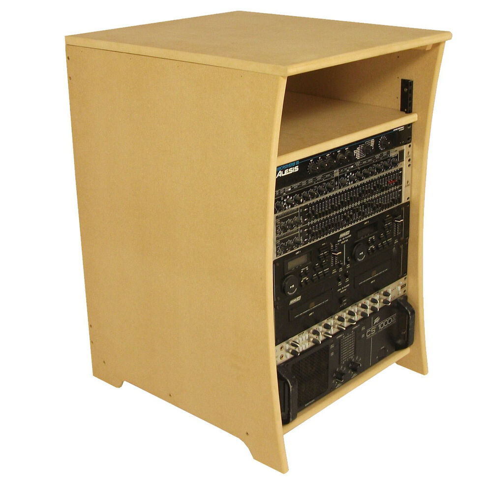 14u 19 Rack Unit Studio Furniture Sound Desks Smbr Ebay