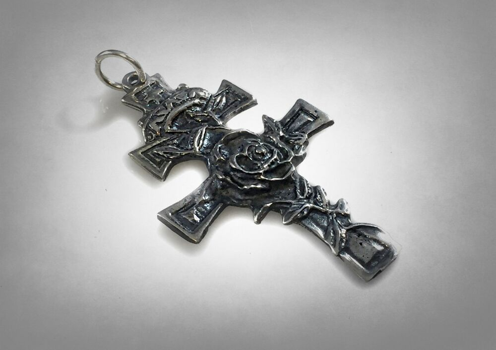 cross of lorraine french foreign legion magnum pendant ebay