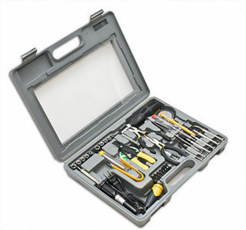 syba 56 piece universal computer laptop pc technician tool kit tl k56s ebay. Black Bedroom Furniture Sets. Home Design Ideas
