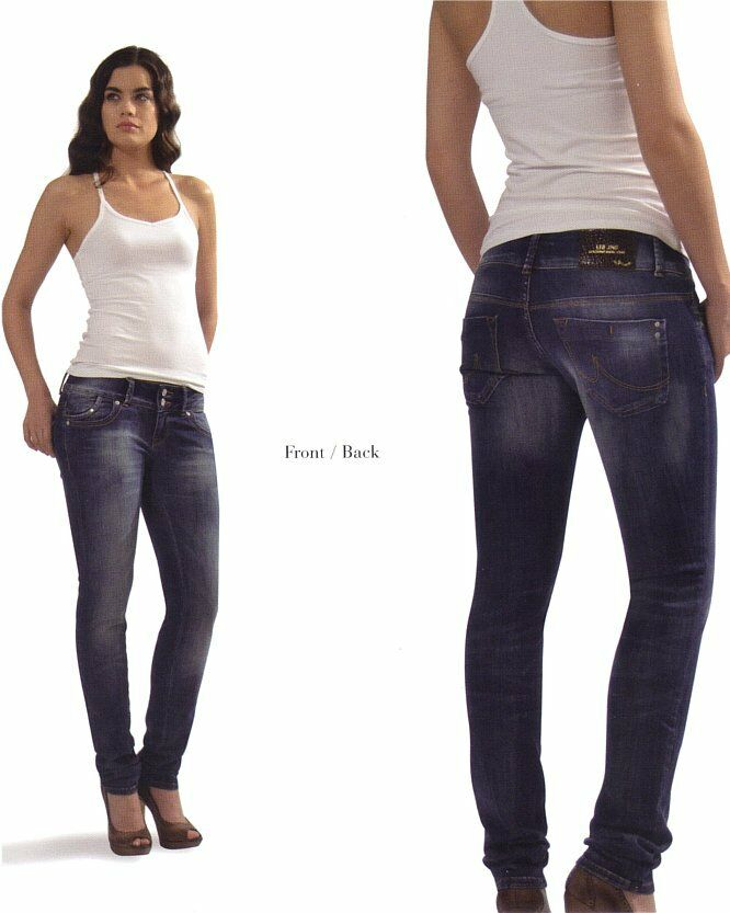 ltb damen jeans hose molly morocco gr e w hlbar only sexy. Black Bedroom Furniture Sets. Home Design Ideas