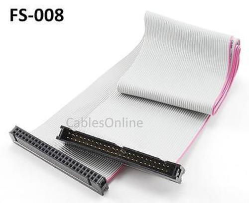 23inch Internal Idc 50 Pin Scsi Male Female Extension