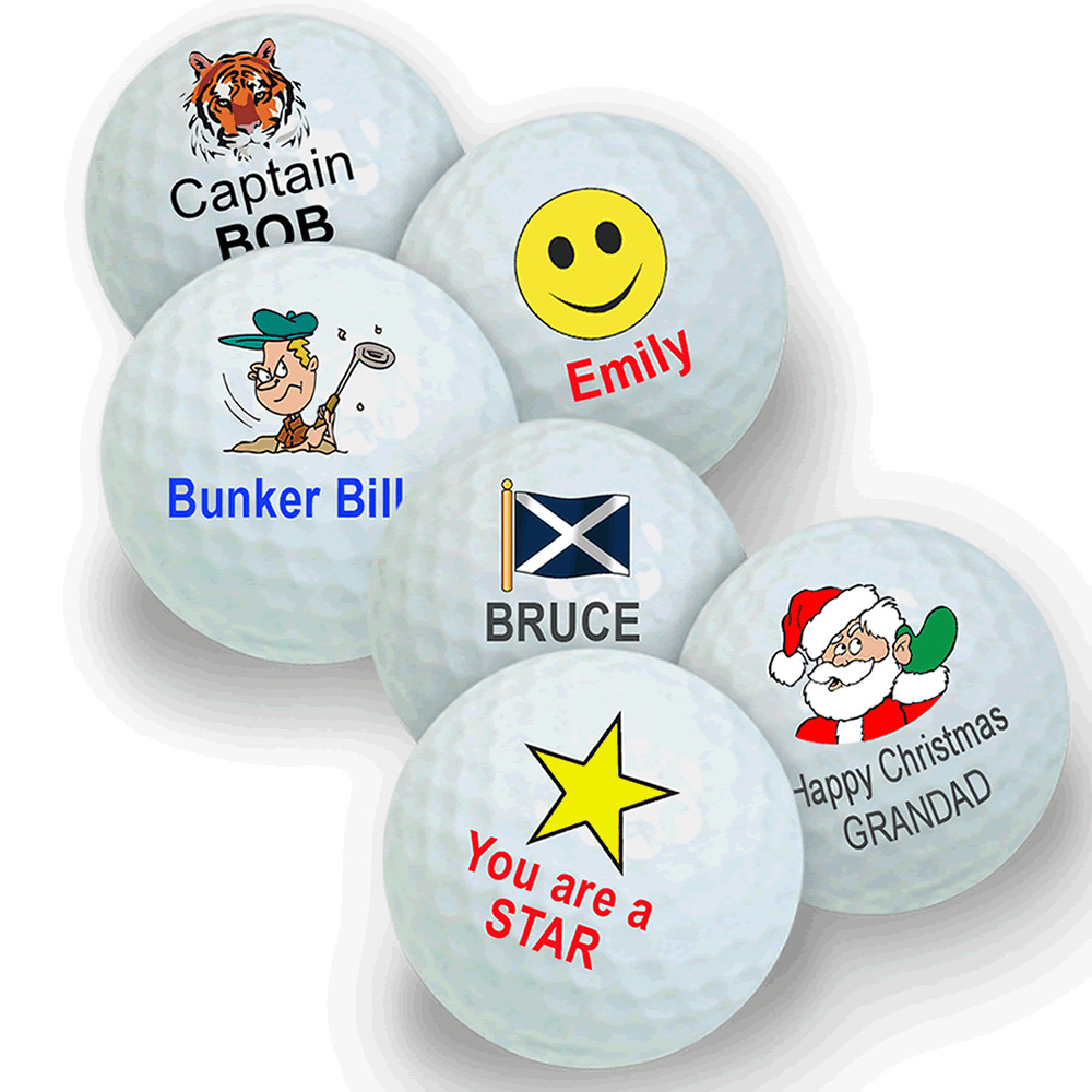 Three golf balls in a condom amusing