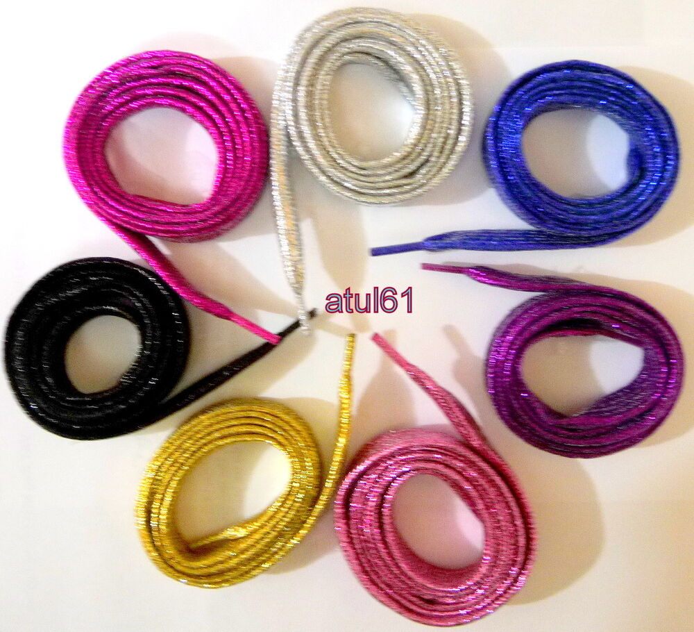 Multi Coloured Shoe Laces Uk
