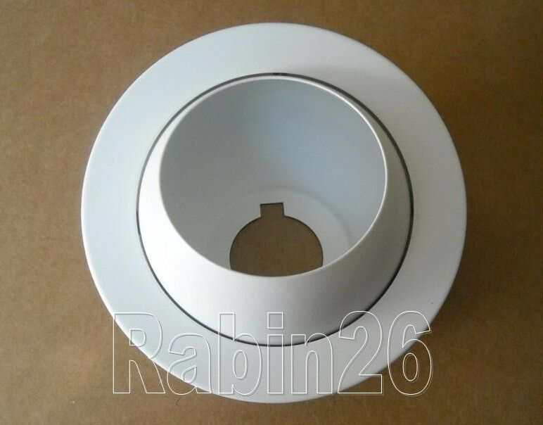 4 Inch Recessed Can 120v R20 Par20 Light Adjustable