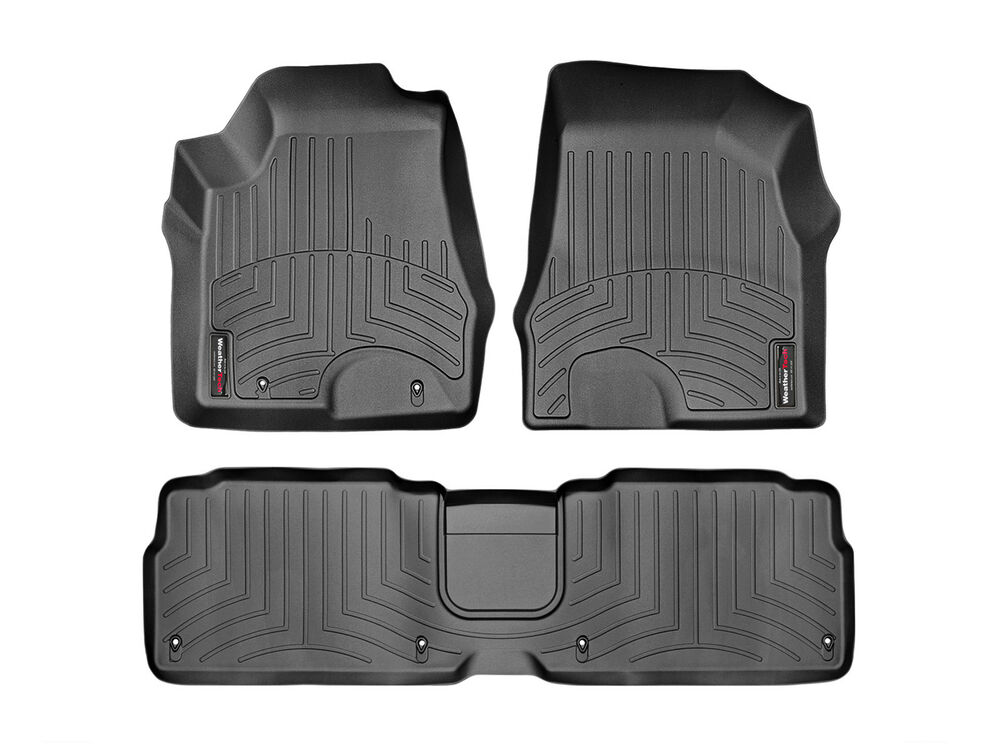 weathertech floor mats floorliner for lexus rx 350 2007. Black Bedroom Furniture Sets. Home Design Ideas