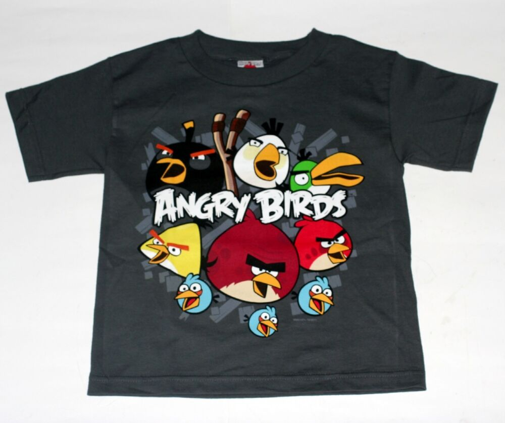 Find great deals on eBay for angry birds t-shirt kids. Shop with confidence.