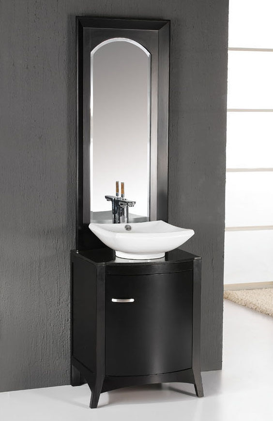 22 Solid Wood Modern Contemporary Design Bathroom Vanity Cabinet With