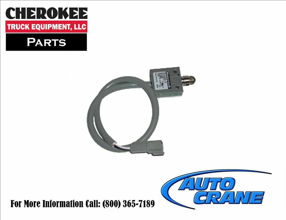 Auto Crane 460111000 Boom Limit Switch Assembly For 5005h