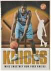 MIKE SWEETNEY 2003/04 TOPPS PRISTINE GOLD REFRACTOR RC /99 KNICKS
