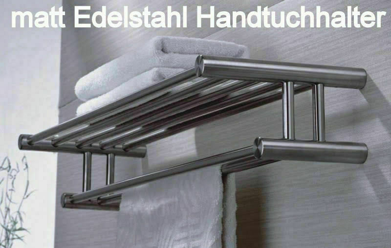 edelstahl bad handtuchhalter wandhandtuchhalter handtuch. Black Bedroom Furniture Sets. Home Design Ideas